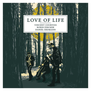 Vincent courtois love of life cover